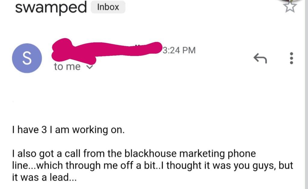 Black House Marketing Reviews